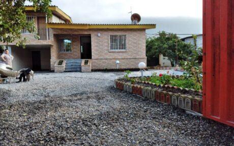 اجاره سالیانه ویلا دربست حومه نوشهر